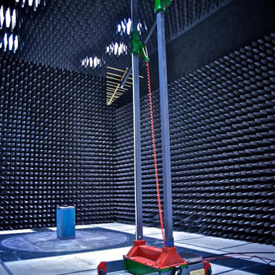 What is required for EMC testing