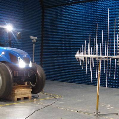 EMC测试实验室
